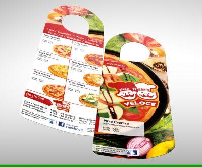 Pizza e Pasta Veloce